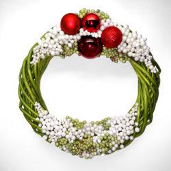 Christmas or Holiday wreath